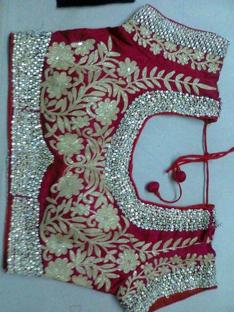 Work Blouse Gohel Fashion...$