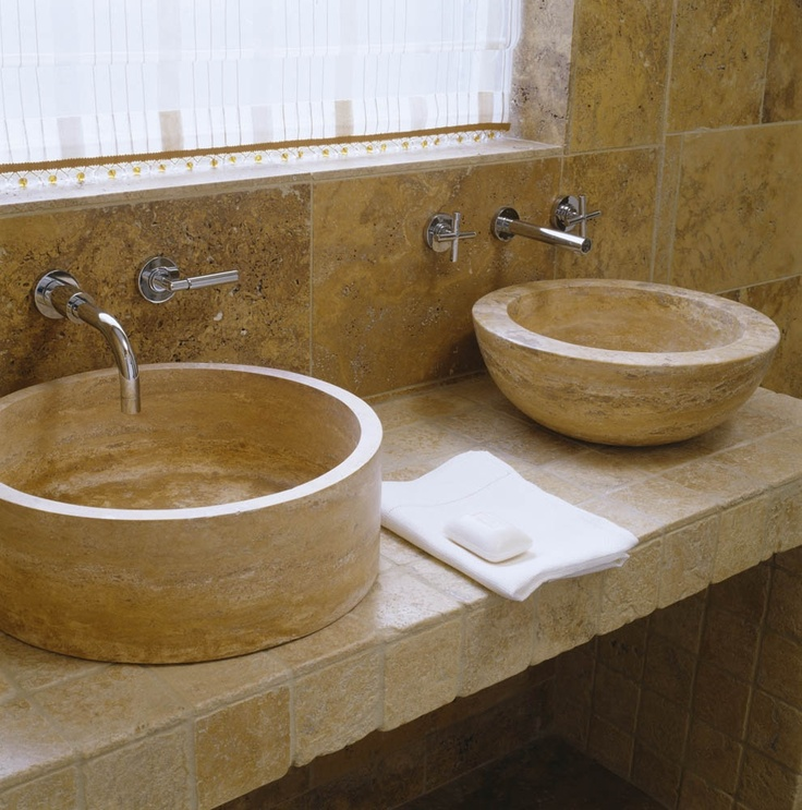 Double Sinks. Design by Oliver Burns.