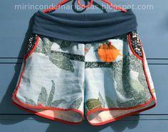 mi rincón de mariposas: Cómo coser una cintura tipo puño