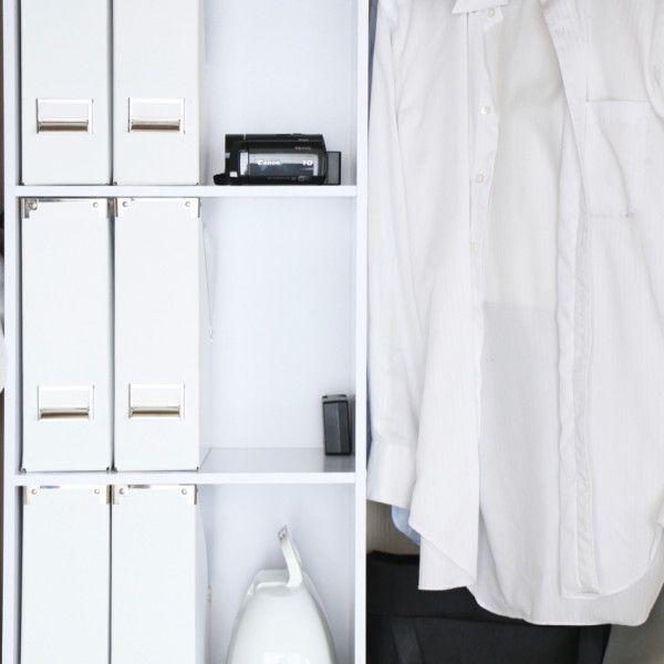 取説と家の書類収納は3ステップ!IKEAのファイルボックス6個で解決♪ - 暮らしニスタ