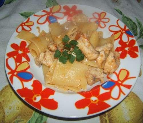 Primi piatti di pesce ricette Paccheri con la cernia