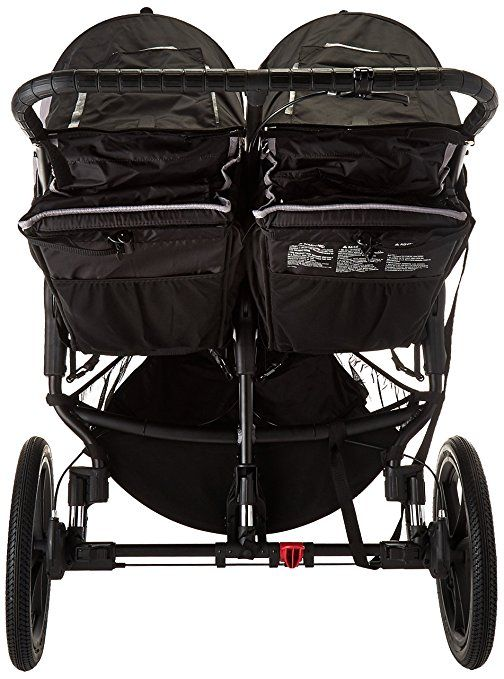 Amazon.com : Baby Jogger 2016 Summit X3 Double Jogging Stroller - Black/Gray : Baby