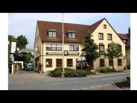 Brauerei Gasthof Kraus - Hirschaid - Visit http://ift.tt/22irOia This guesthouse enjoys charming surroundings and offers guests home-brewed beer in addition to comfortable rooms. The shady beer garden invites you to enjoy lovely rustic meals accompanied by a good measure of beer. -http://youtu.be/zxC1xThVjY4