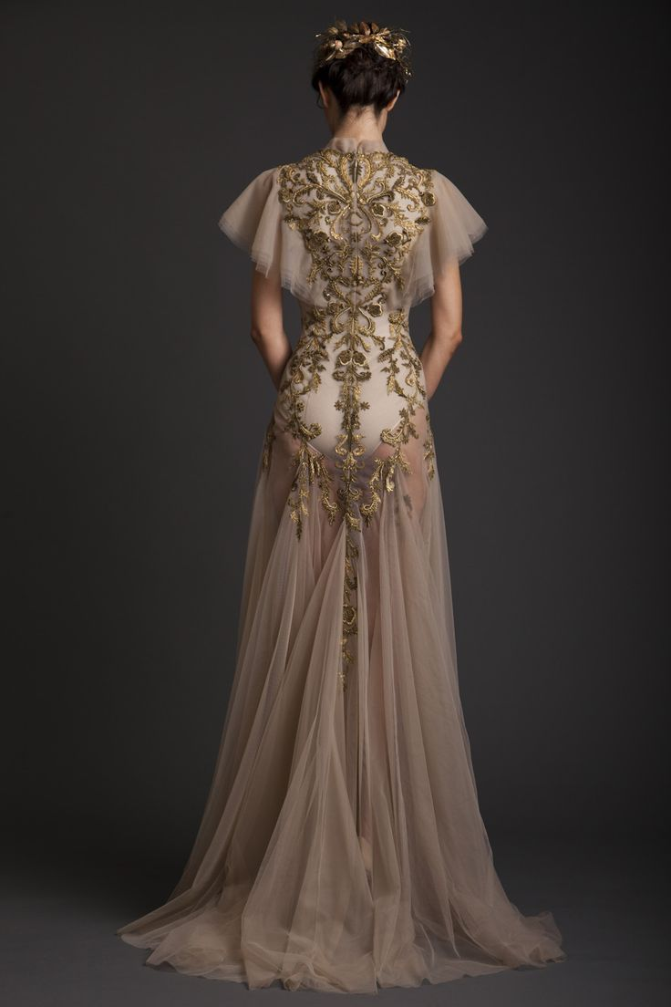 "meeshay: "" "" "" "" Krikor Jabotian - Akhtamar PART 2 - ""WHITE"" "" these gowns are breath taking "" I just gasp "" nngh. """