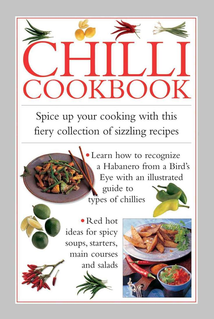 The 82 best Chili Books images on Pinterest | Chili, Chilis and Books