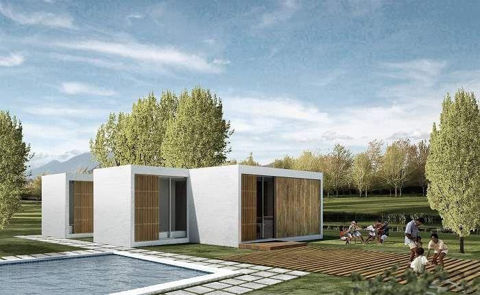 M s de 25 ideas incre bles sobre viviendas modulares en - Viviendas modulares prefabricadas ...