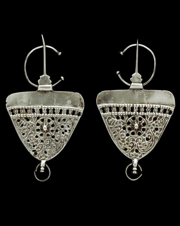Morocco   Fibula; silver   African Museum (Belgium) Collection; acquired 1992
