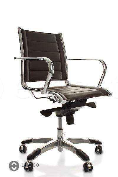 Line Co - эргономичное кресло для работы за компьютером, выполненной из высококлассного материала