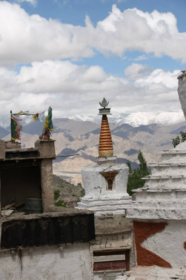 Magnificent Lakakh, India - Stok Gompa, #Ladakh