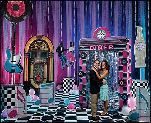 50S Theme Party       50s theme decor   1950s retro decorating style   50s  diner   50s party   Styel   Pinterest   50s theme parties  50s diner and  Grease. 50S Theme Party       50s theme decor   1950s retro decorating