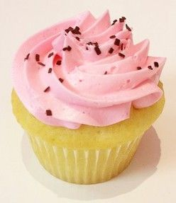 70 calorie cupcake from Curtis Stone & Biggest Loser, a regular size cupcake-not mini!