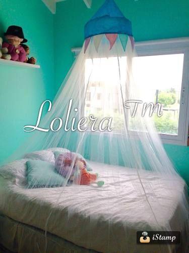 M s de 1000 ideas sobre mosquitero en pinterest cama con - Como hacer un pabellon para cama ...