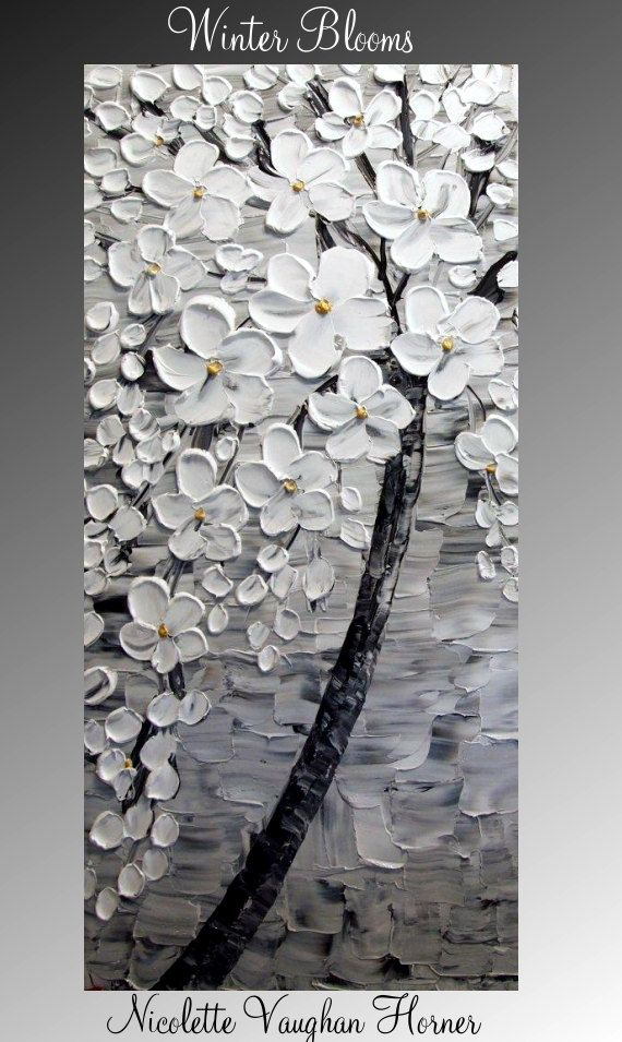 Original contemporary palette knife abstract painting by artmod, $199.00