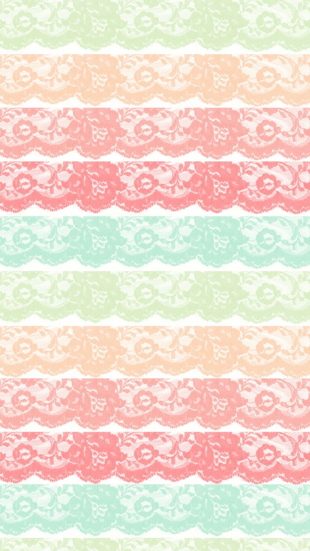 Wallpaper for your phone! Lace