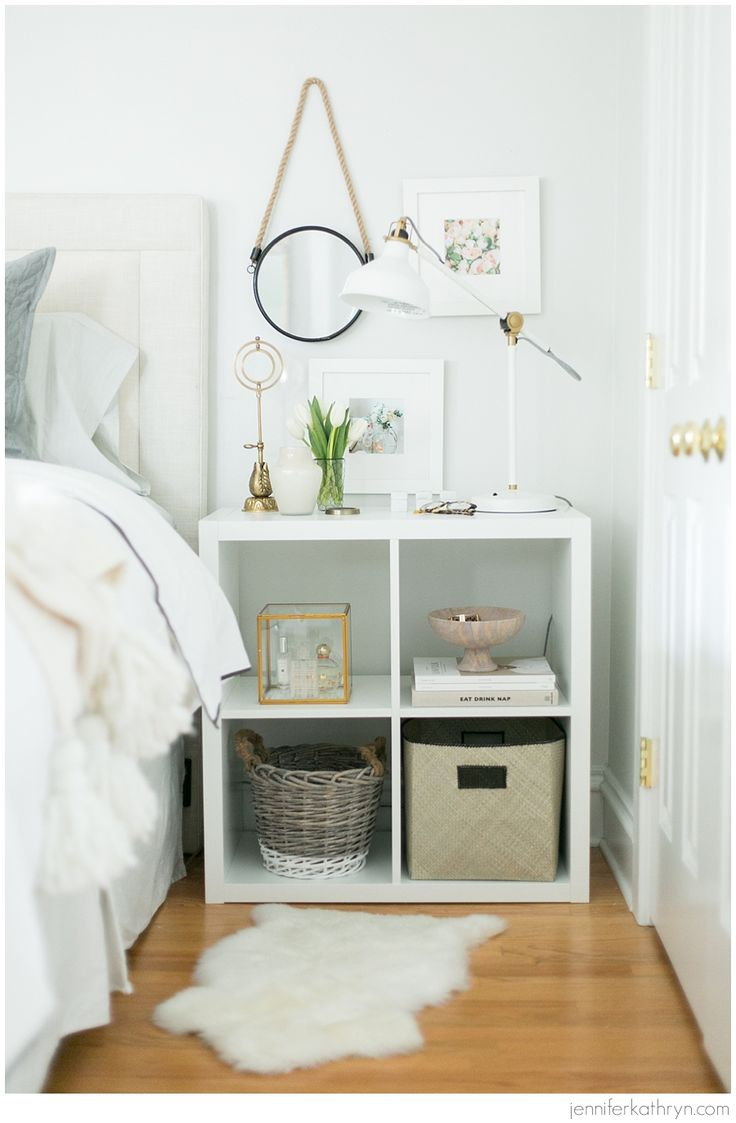3 Ways to Style and Use Ikea's Kallax (Expedit) Shelf | Chicago Lifestyle + Editorial Feature | The Everygirl