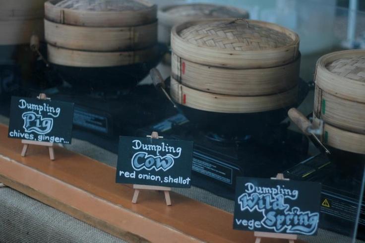 Steamed Dumplings - Brisbane City