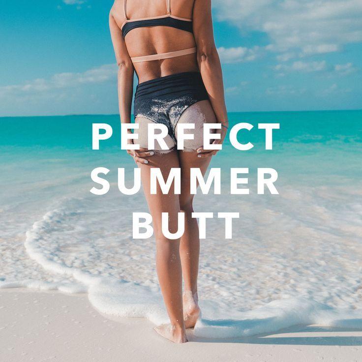Perfect Summer Butt – #Butt #perfect #summer