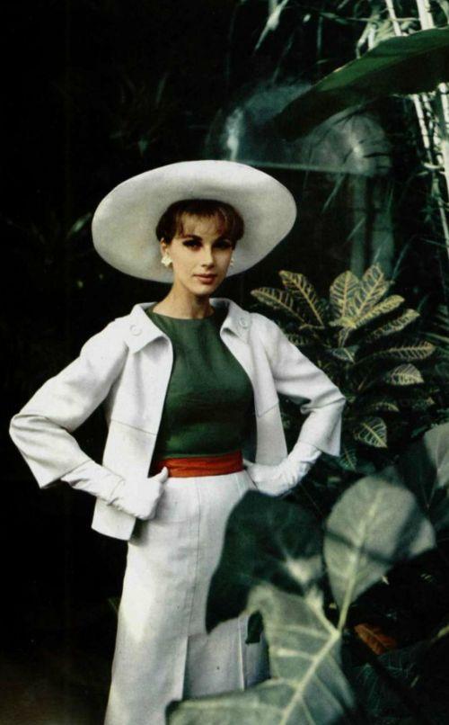Tailleur di Christian Dior 1963