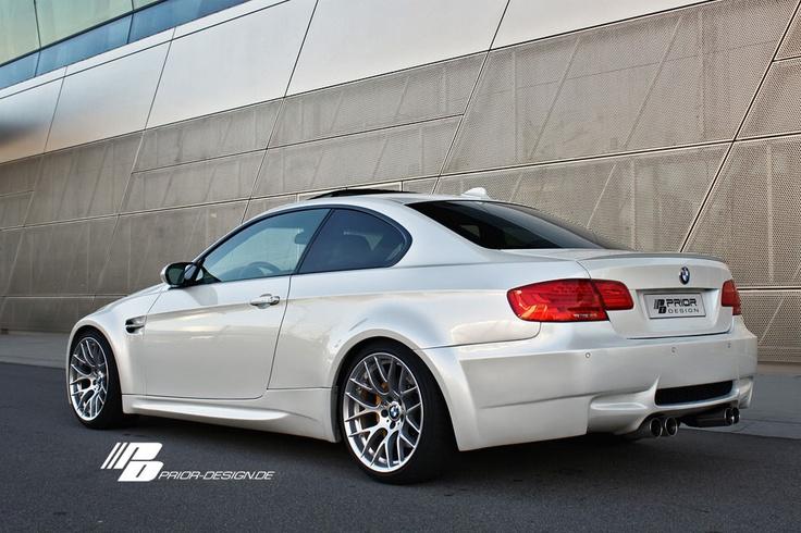 Galerie: BMW M3 E92 Prior Design | evocars