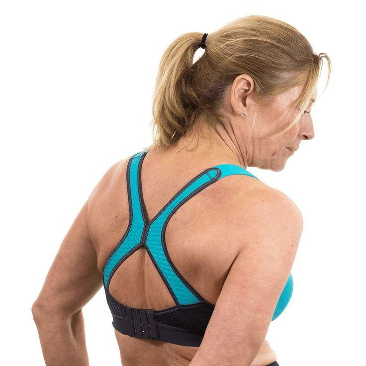 Racerback sports bras like this Anita DynamiX Star are
