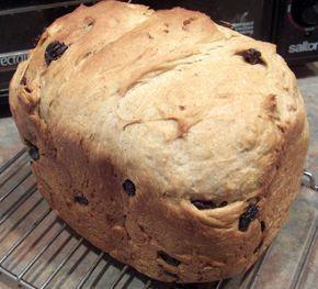 Cinnamon Raisin Bread For The Bread Machine Recipe - Food.com