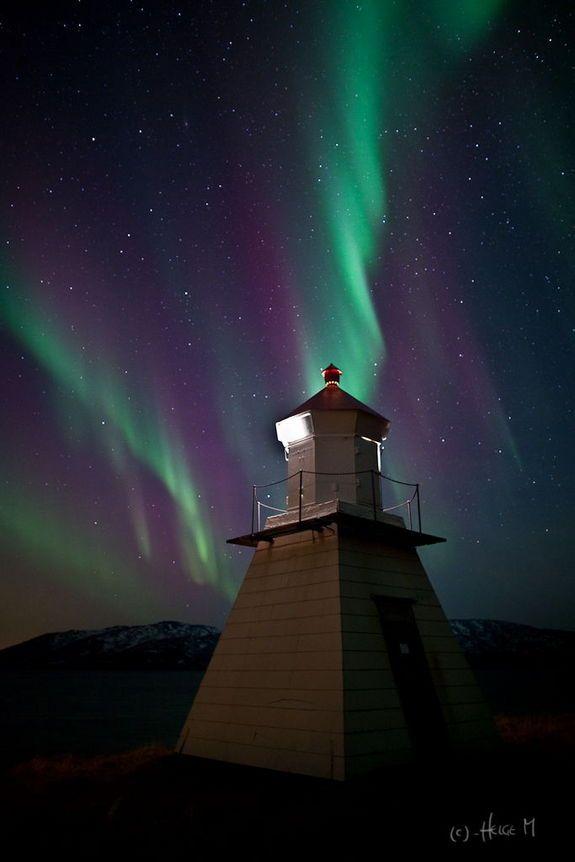 Gloryhole denmark aurora