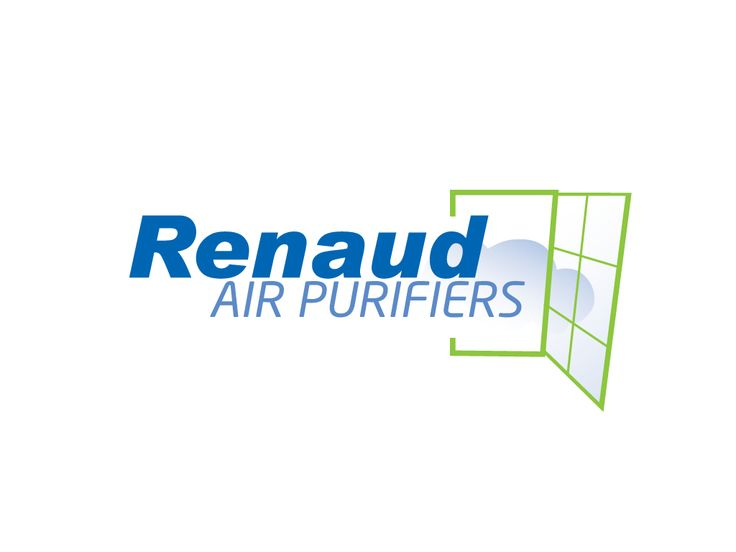 Symbol Air Purifier : Winning entry for renaud air purifiers logo design by