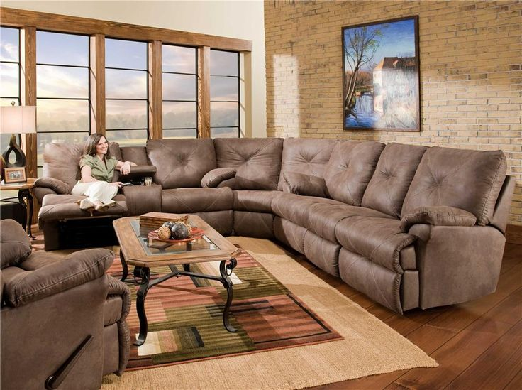 Karma 853 Reclining Sectional Sofa By Southern Motion   Wolf Furniture    Reclining Sectional Sofa Pennsylvania, Maryland