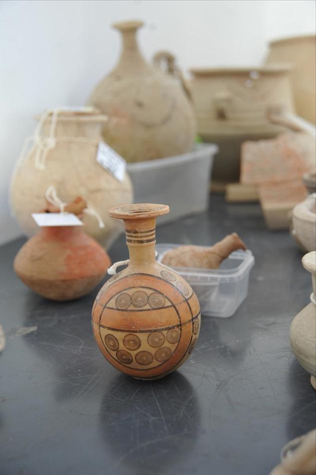 Gaziantep'teki Karkamış Antik Kenti-Carchemish