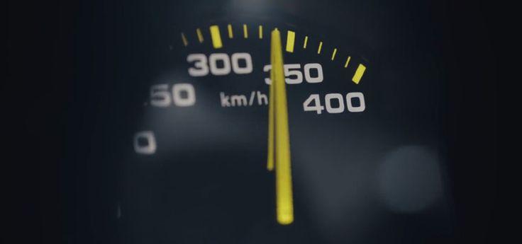 Porsche 911 991 GT2 RS 340 km/h