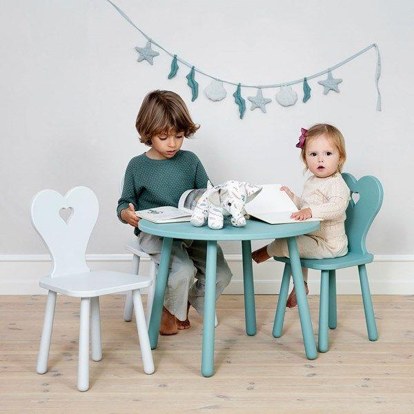 Cam Cam Copenhagen Heart Kids Chair Cam Cam Copenhagen Cuckooland Nursery Table Chairs Nursery Furniture Kids Chairs Scandi Nursery Heart For Kids
