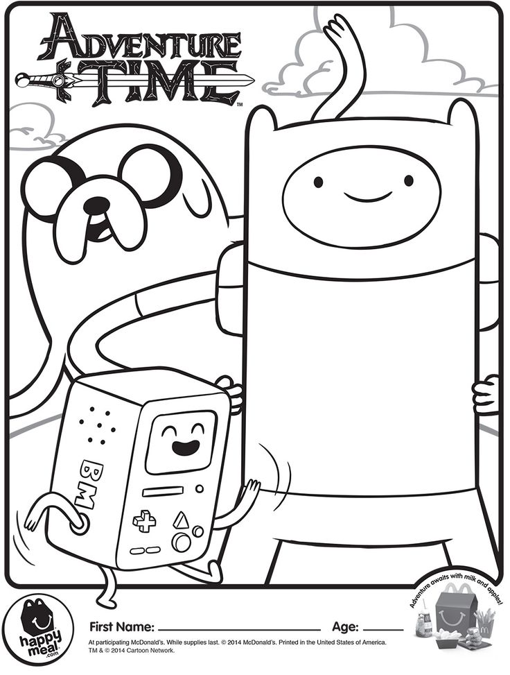 Best 25 Adventure Time Coloring Pages Ideas On Pinterest