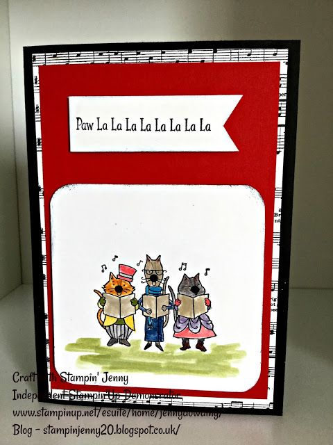 Midweek Blog 23/8/17 another Sneak Peek at the Stampin' Up! Holiday catalogue