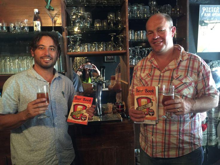Dewside Brewery, Thabazimbi Rudolf Voster & Holger Meier The Beer Book http://www.aletrail.co.za/dewside-restaurant-brewery/