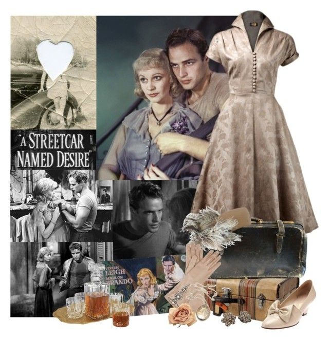 best blanche dubois images streetcar d   blanche dubois by amelie ❤ liked on polyvore featuring ugg vintage collection