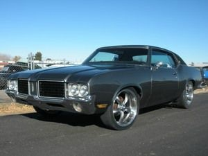 1971 Oldsmobile Cutlass Supreme 2D - LITTLEROCK CA