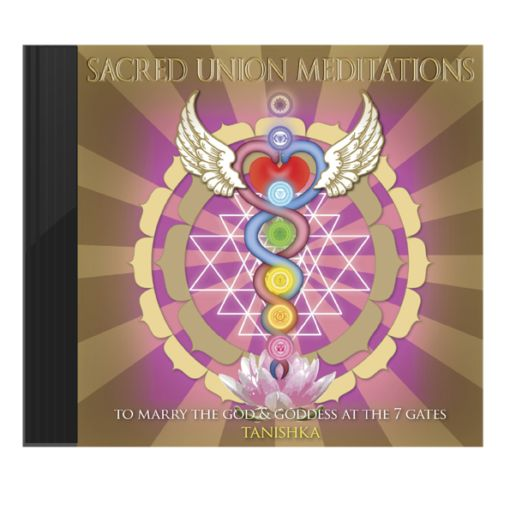 This double CD album features 7 guided meditations to meet and marry the 7 aspects of the God and Goddess within. These gentle inner journeys unify the polarities within each of your 7 energy centres to create balance in your energy field.