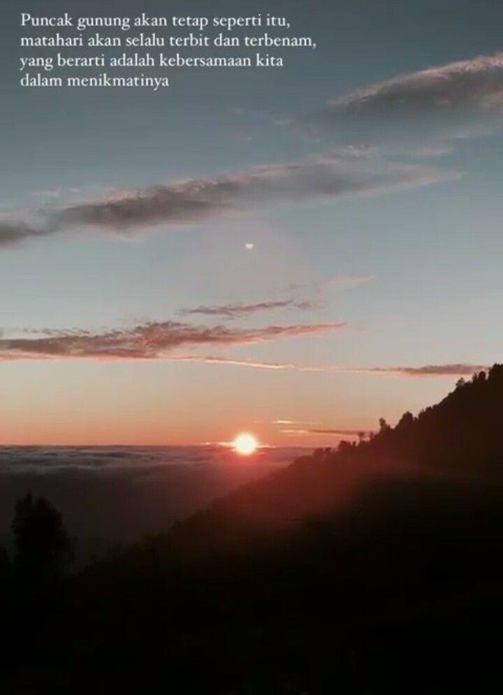 Makna Gunung Matahari Gunung Pedalaman