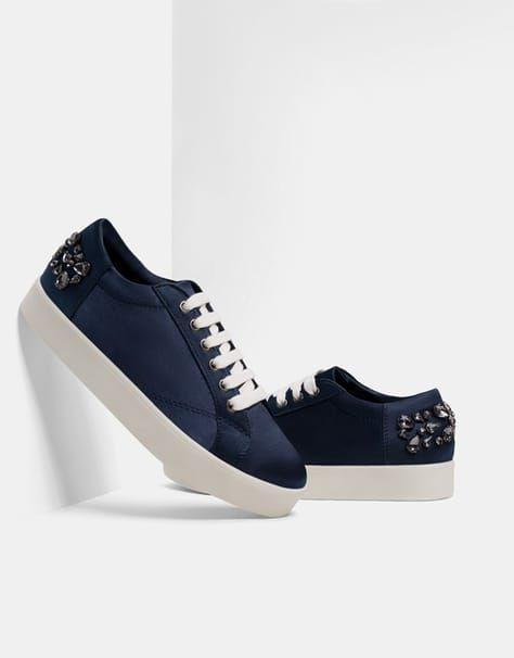 super popular 94e3e 13c09 Zapatos de mujer - Otoño Invierno 2017   Bershka
