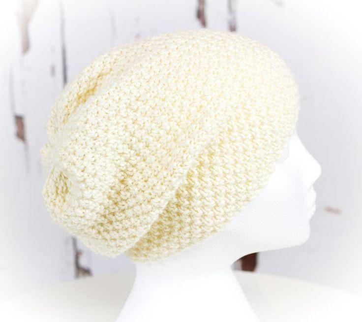 Knitting Pattern - Monsal Slouch Beanie  - via @Craftsy