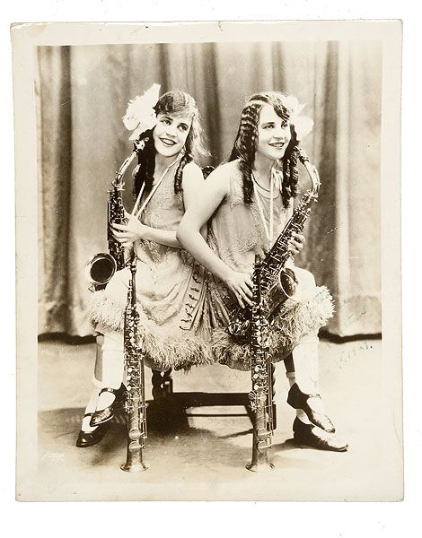Daisy and Violet Hilton~ The Hilton sisters conjoined twins. Sideshow, a musical based on their lives growing up in the 1930's traveling throughout Freak Shows
