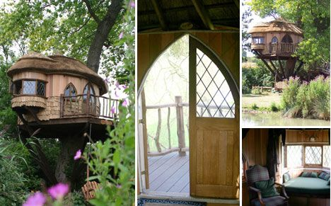15 (More) Amazing Tree Houses from Around the World: Unusual, Ecological and Inspired Designs | WebUrbanist