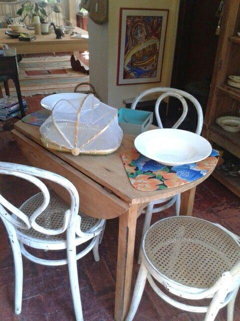 En juan cosas viejas la barra te proponemos para tu cocina - Mesas de comedor para espacios pequenos ...