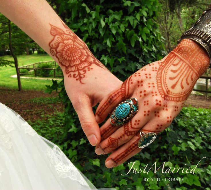 Henna by Irie Roots for Justmarried stiletribale