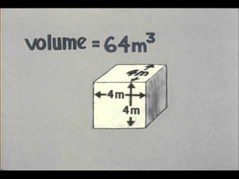 Eureka (french) le volume et la masse volumique -- épisode 25