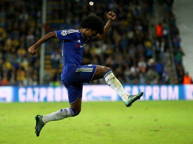 Willian: 'Chelsea fans do not want Tottenham Hotspur to win title'