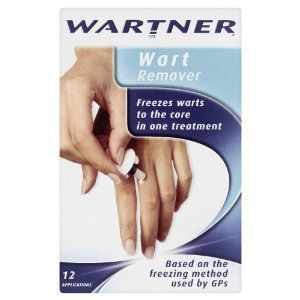 Freezing Warts