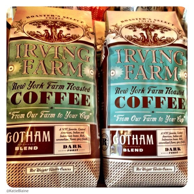 Gotham Coffee Shop, NYC