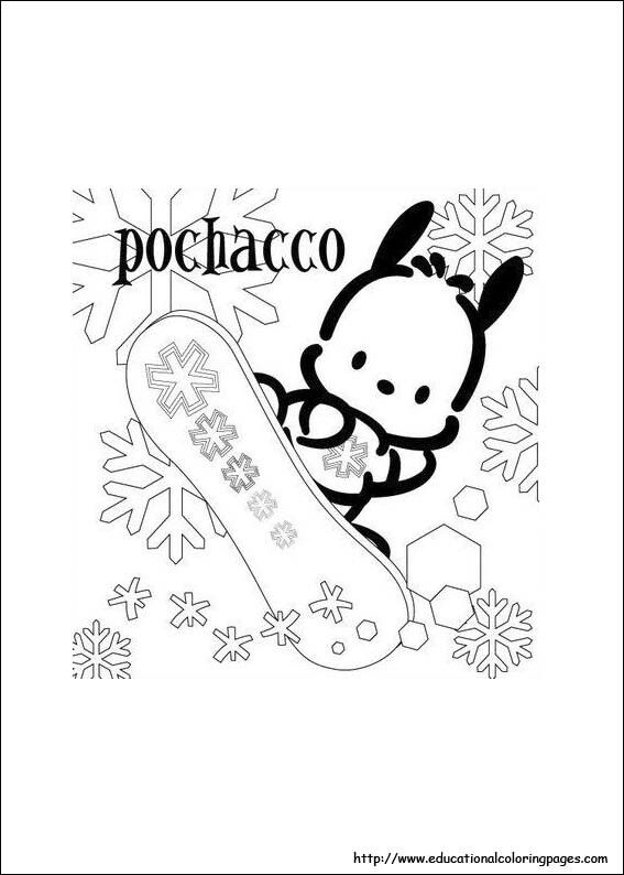 Download 53 best Pochacco images on Pinterest   Sanrio characters, Drawings and Hello kitty