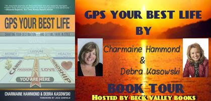 Really loved this reviewer's feedback about the book, and how examples help us in our own lives.  Thank you! http://determinedmomma.com/2013/03/gps-your-best-life.html#comment-10819